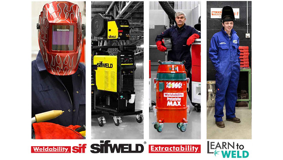 What Makes Weldability Sif Trusted For Over 90 Years?