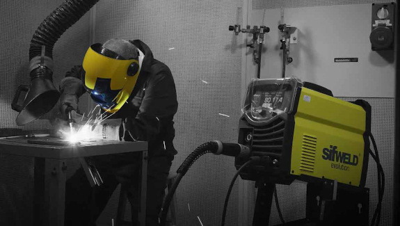Weldability Sif release new sifWELD Evolution range of welding and cutting machines