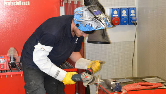 Teaching TFL on the art of welding: Learn to Weld's London Transport success