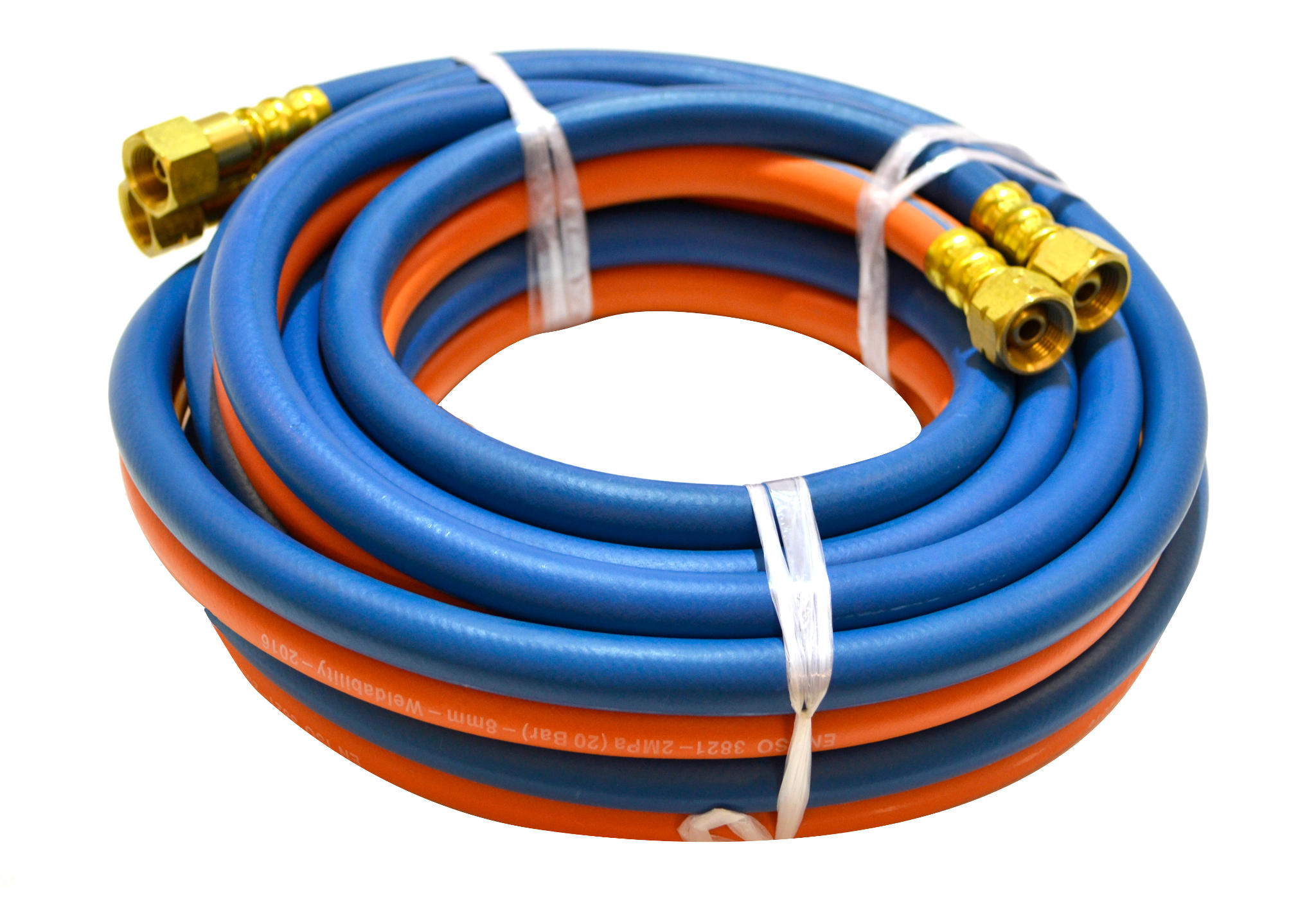 8MM 20M 3/8 FT OXY/PROP TWIN HOSE