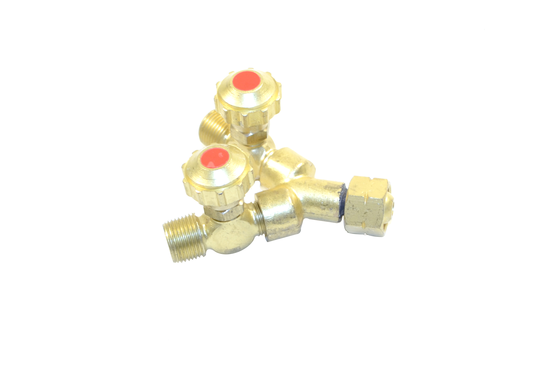 TWIN OUTLET VALVE 38 ACET FBA