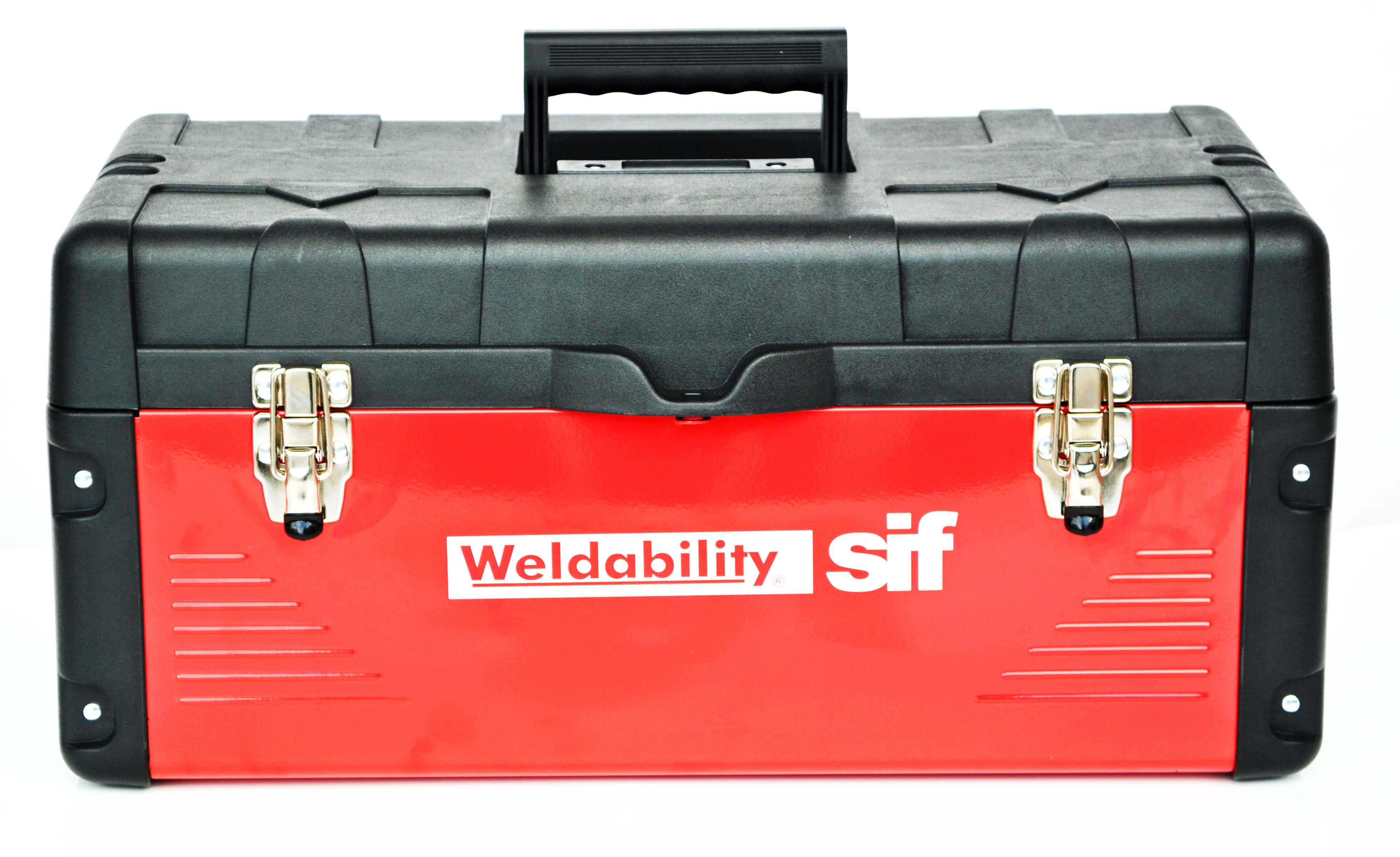 WELDABILITY SIF TOOLBOX CASE